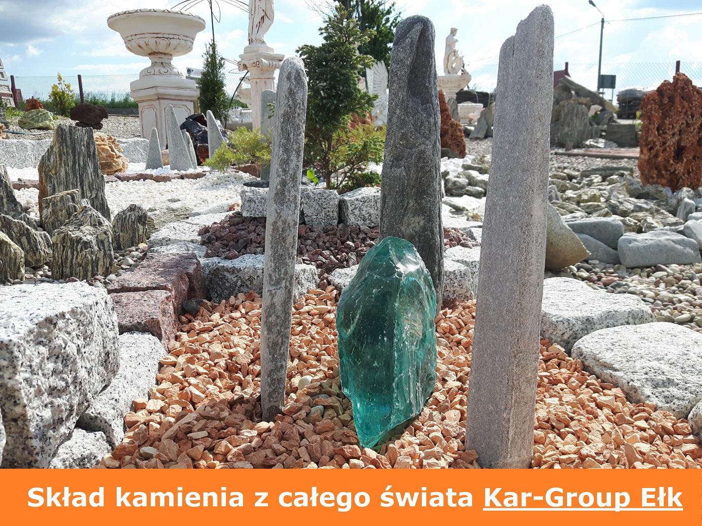 Kamienie do ogrodu Ełk