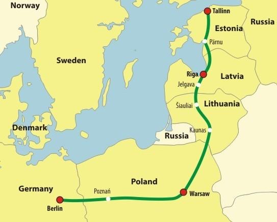 rail baltica ełk