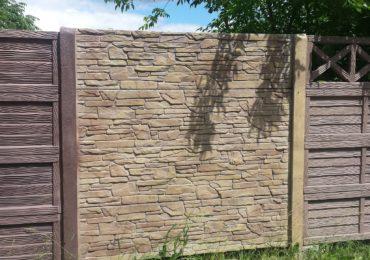 Ogrodzenia betonowe Ełk