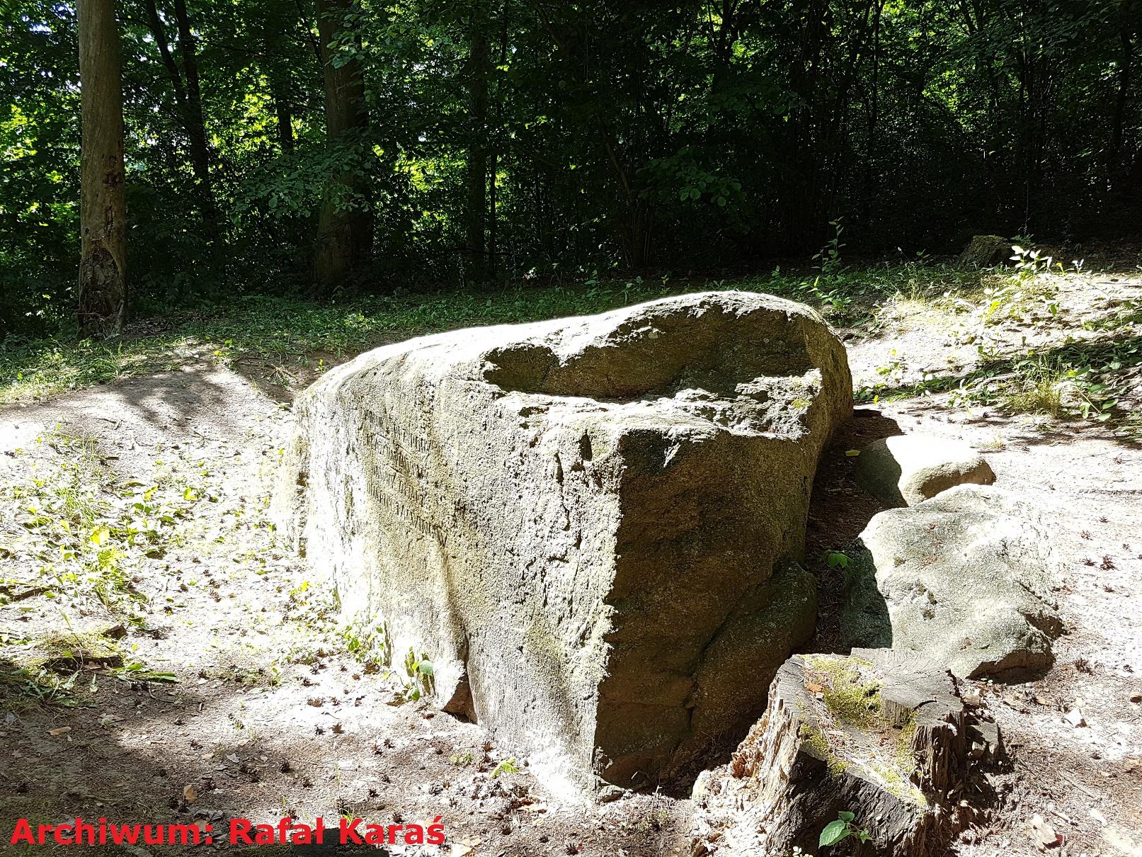 Kamień ofiarny Jaćwingów