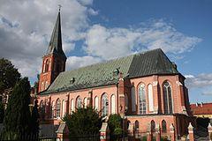 Katedra Św. Wojciecha ełk