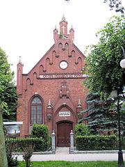 Kościół Chrześcijan Baptystów Ełk