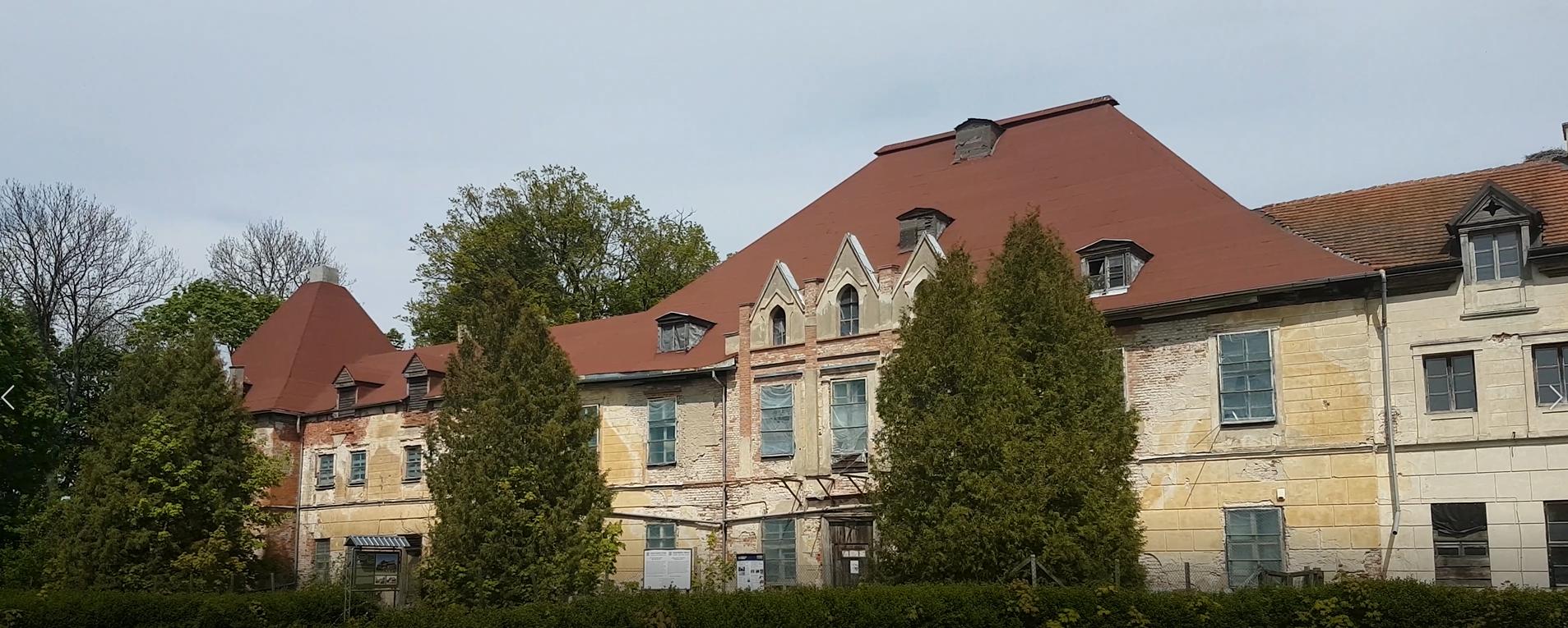 Pałac Sztynort