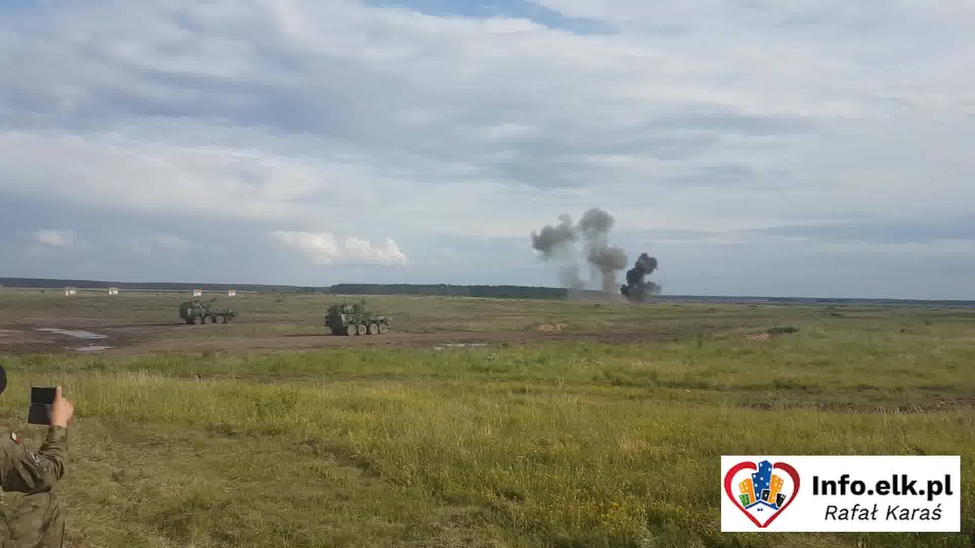 Bitwa czołgów Orzysz